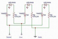 DIY AC 3-Pin Socket Tester : 4 Steps - Instructables