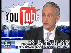Trey Gowdy's STUNNING Move Left Robert Mueller & James Comey SPEECHLESS !!! - YouTube
