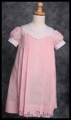 Heirloom Dress by Kathy Dykstra