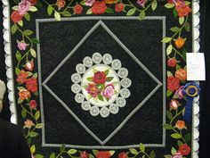 Quilting Blog - Cactus Needle Quilts, Fabric and More: Rose Quilts