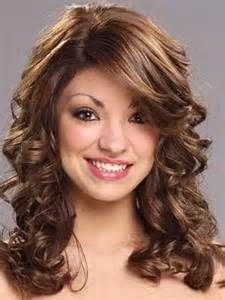 curly medium length hairstyles - Yahoo! Image Search Results