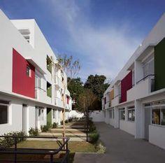 Kruchin Arquitetura projeta conjunto residencial na zona Leste de São Paulo, e recupera a tradição das vilas :: aU - Arquitetura e Urbanismo