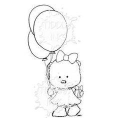 Melissa Birthday Bear