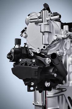 2017 Infiniti 2.0 DOHC i4 VC-Turbo variable compression engine