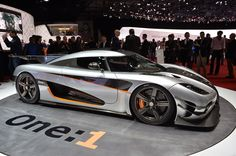Koenigsegg Agera One:1 What's in a name? For Koenigsegg's latest creation, something totally awesome!