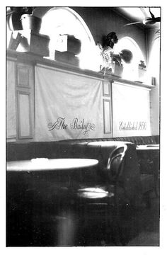 The Bailey interior, 1975 Dublin Pubs, Costume Design, Ireland, Interior, Apparel Design, Indoor, Irish, Interiors