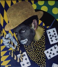 Artist William Utermohlen Paints Self-Portraits After Receiving Alzheimer's Diagnosis.