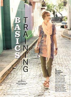 Mercedes Salazar Wayuu Putumayo Cuff as seen in Ladies' Home Journal July/August 2013.