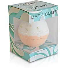 Oats  Honey Flower Bath Sherbet Bath Bomb Fizzy  Set of 10  Extra Large  45oz  Infused with Sea Salt  Shea Butter  Perfect for Relaxation and As a Gift * More info could be found at the image url.