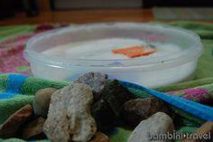 Washing Rocks | Bambini Travel