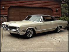 1965 Buick Wildcat Convertible