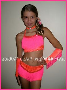 Pageant Wear 027-Jordan Grace Princesswear custom pageant wear
