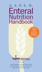 A comprehensive resource on how to safely, effectively and confidently care for patients receiving enteral nutrition, the Handbook content covers nutrition assessment; an overview of EN; EN nutrition formulas; EN access devices; how to write EN orders; administration and monitoring of EN; complications of EN; medication delivery & drug-nutrient interactions and home EN issues.