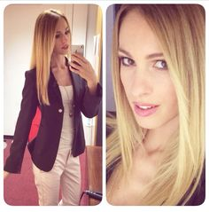 Elena Ramognino wears Compagnia Italiana #newcollection #fallwinter2015 #myway #skytg24 #skymeteo #compagniaitaliana #fashion #style #stylish #love #TagsForLikes #me #cute #photooftheday #beauty #beautiful #instagood #pretty #design #model #styles #outfit #punse #glam