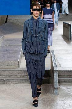Kenzo Spring 2015 RTW – Runway – Vogue
