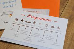 Programme Mariage Le Grand Saut, chez Les Libellules