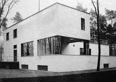 """#Bauhaus school """"Huizen van de Meesters"""" wordt gereconstrueerd door Duitse architect Bruno Fioretti Marquez"""