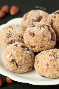 Chewy Chocolate Hazelnut Cookies – grain-free, gluten-free and vegan!