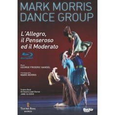 mark morris dance | Home L'ALLEGRO on Blu-ray