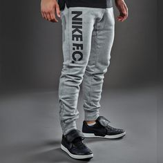 Nike F.C. GX Pants - Dark Grey Heather