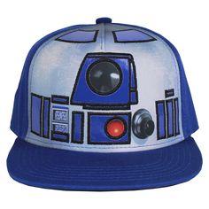 Disney� Star Wars R2D2 Baseball Hat - Blue