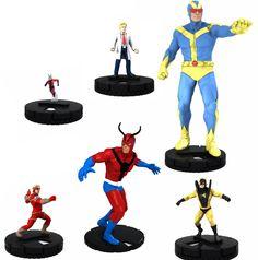 Marvel Heroclix Ant-Man Box Set.