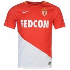 e29b2effb AS  Monaco  Home  New  Season  2017-2018 Engranaje De Fútbol