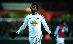 Manchester City confirm the signing of Wilfried Bony from Swansea http://bbc.in/1IJlgO7