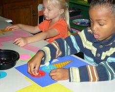 Paula's Preschool and Kindergarten: I like learning i