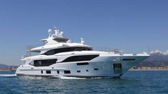 Take A Look At Benetti's M/Y Oli Sailing The Mediterranean
