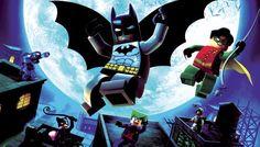 Lego Batman Xbox Wii PS3 XXL Over 1 Meter Wide 1 Piece Poster Art Print!