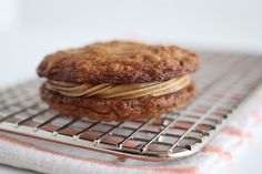 Peanut Butter Sandwich Cookie - Can't wait to try these!