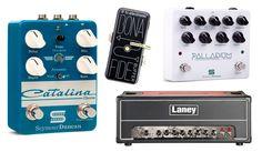 TC Electronics buffer, seymour duncan palladium y catalina, parallax, laney GCR