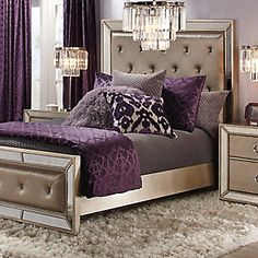 129 best glamorous bedrooms images affordable home decor bed rh pinterest com