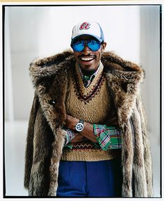 EVGENIA GL Man of Style - Andre 3000
