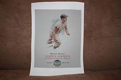Lot of Three 3 Roger Maris eTopps Canvas Print 8x10 A G New York Yankees HOF | eBay
