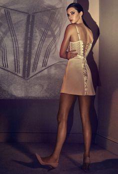 Kendall Jenner Models Feminist Lingerie for La Perla   E! News