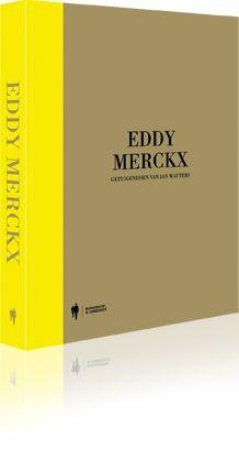 Best book about Eddy Merckx.