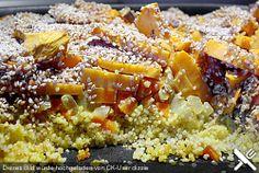 Couscous - Auflauf vegan