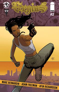 Review: GENIUS #2 Continues to Prove Timely