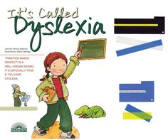 It's Called Dyslexia Book/Tools Set for Young Readers with Dyslexia Lack Of Self Confidence, Everyday Activities, Childrens Gifts, Reading Challenge, Book Themes, Dyslexia, Self Esteem, Coloring Books, Encouragement