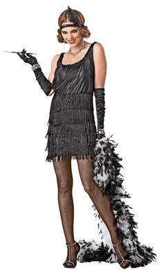 Women's Flapper Costume
