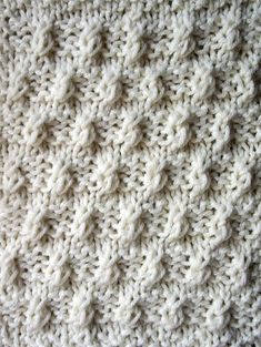 TwistedCheck - Knit and Crochet - Awesome knitted and crocheted items and patterns. Knitting Help, Knitting Stiches, Knitting Charts, Loom Knitting, Knitting Needles, Crochet Stitches, Stitch Patterns, Knitting Patterns, Crochet Patterns