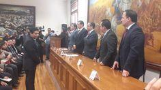 Toma protesta José Universo como coordinador del capítulo de Juárez del Colegio San Felipe el Real de Doctores en Derecho A.C. | El Puntero