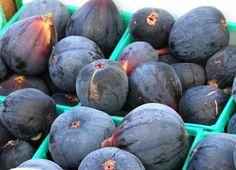Figs at the San Rafael farmers' market. #Marin County, CA