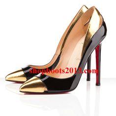 Christian Louboutin Duvette 120mm Black Louboutin Pumps, Christian Louboutin, Cl Shoes, Booty, Heels, Black, Fashion, Heel, Moda