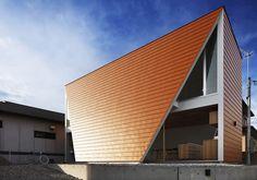 House of Wakayama   Hashimoto, Japan    Yoshio Oono Architect & Associates