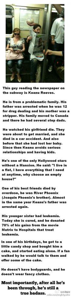 Keanu ..