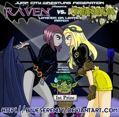 teen titans raven and beast boy kids | Teen Titans