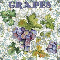 I uploaded new artwork to plout-gallery.artistwebsites.com! - 'Grapes on Damask' - http://plout-gallery.artistwebsites.com/featured/grapes-on-damask-jean-plout.html via @fineartamerica
